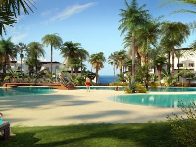 Move To Spain - 3 bed apartment in East Estepona