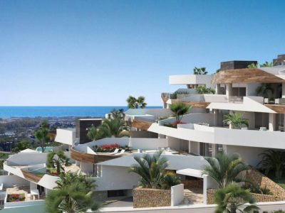 Move To Spain - 4 bed apartment in