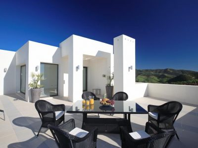 3 Bed penthouse in Marbella