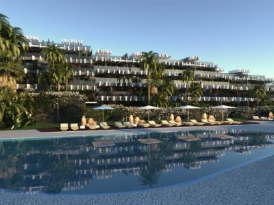 Move To Spain - 2 bed apartment in Estepona