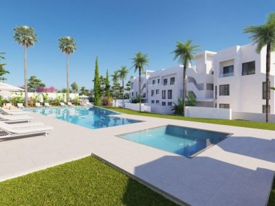 Move To Spain - 3 bed apartment in West Estepona