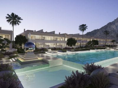 Move To Spain - 4 bed apartment in Marbella