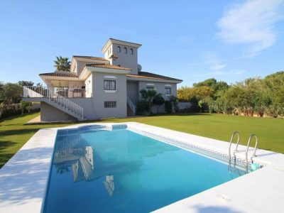 Move To Spain - 4 bed villa in San Roque