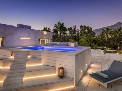 Move To Spain - 3 bed penthouse in Marbella
