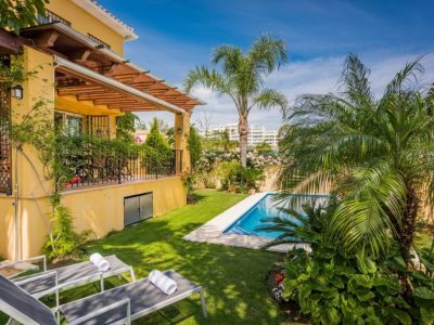 Move To Spain - 4 bed terraced house in Marbella