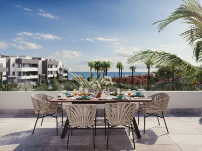 Move To Spain - 2 bed penthouse in West Estepona