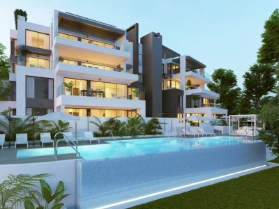 Move To Spain - 3 bed penthouse in La Quinta Golf