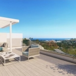 2 Bed penthouse in Estepona
