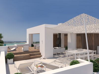 Move To Spain - 3 bed penthouse in Benahavís