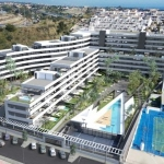 4 Bed penthouse in Estepona