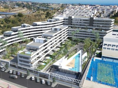 Move To Spain - 4 bed penthouse in Estepona Centro