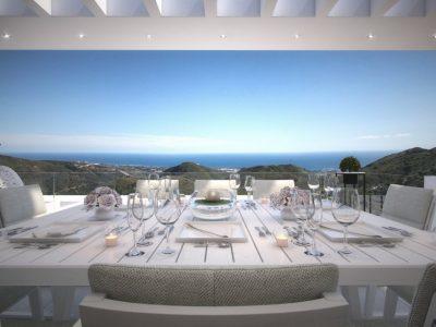 Move To Spain - 2 bed apartment in Marbella Alta