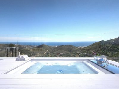 Move To Spain - 3 bed penthouse in Marbella Alta