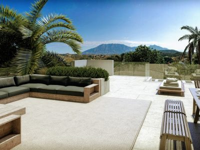 Move To Spain - 3 bed penthouse in Mijas