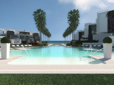 Move To Spain - 3 bed town house in Estepona Centro