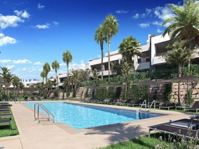 Move To Spain - 2 bed apartment in Casares Playa