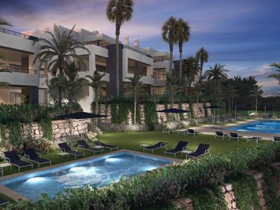 Move To Spain - 3 bed apartment in Casares Playa