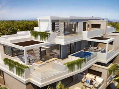 Move To Spain - 3 bed penthouse in Estepona
