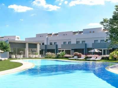Move To Spain - 3 bed town house in San Roque