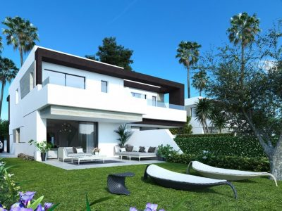 Move To Spain - 4 bed terraced house in East Estepona