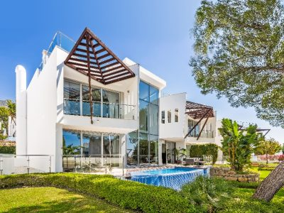 Move To Spain - 3 bed terraced house in Marbella