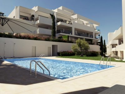Move To Spain - 2 bed penthouse in Estepona Centro