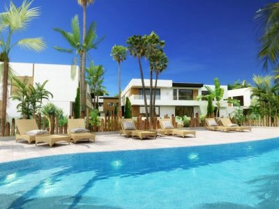 Move To Spain - 3 bed town house in Marbella
