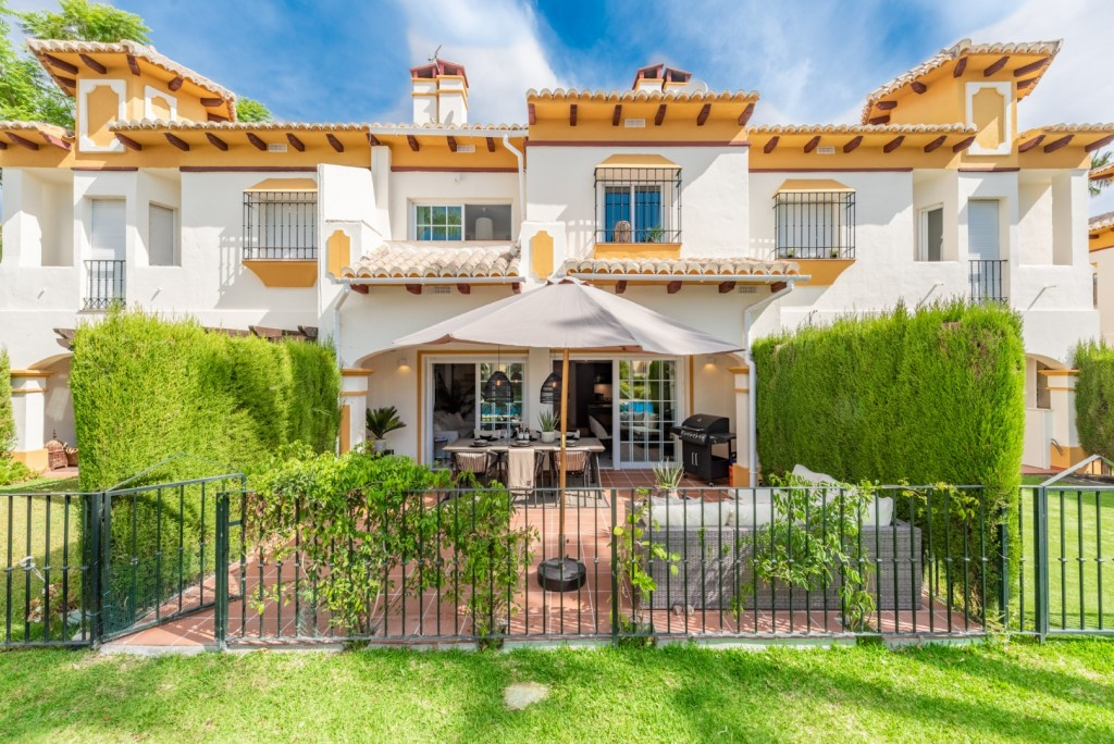 4 bed town house in Marbella, Puerto Banús