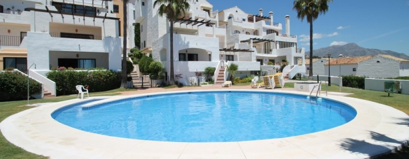 Move To Spain - 2 bed town house in Benahavís