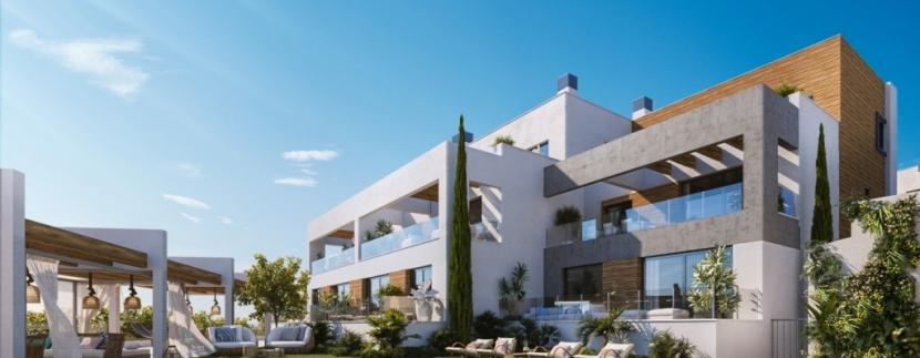 Move To Spain - 2 bed apartment in Marbella East