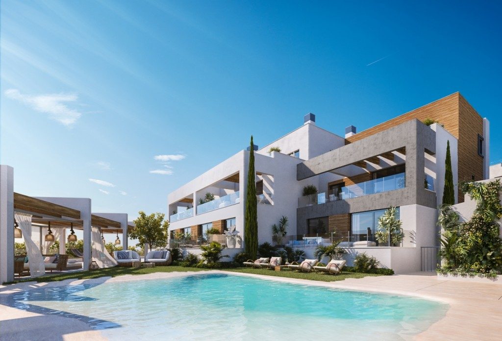 2 bed apartment in Marbella East