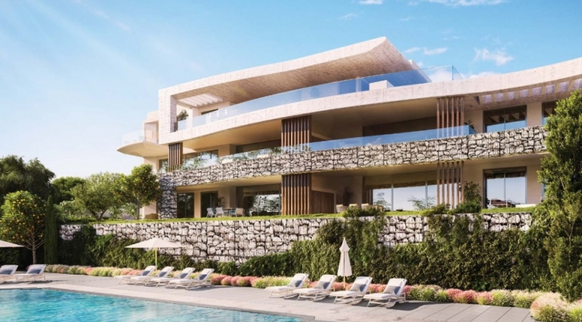 Move To Spain - 2 bed penthouse in La Quinta Golf